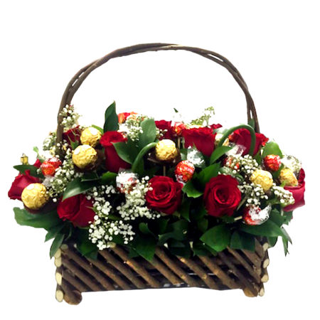 Basket Arrangement 33