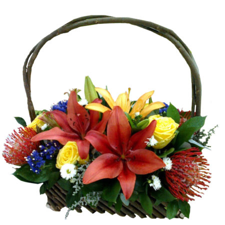 Basket Arrangement 35