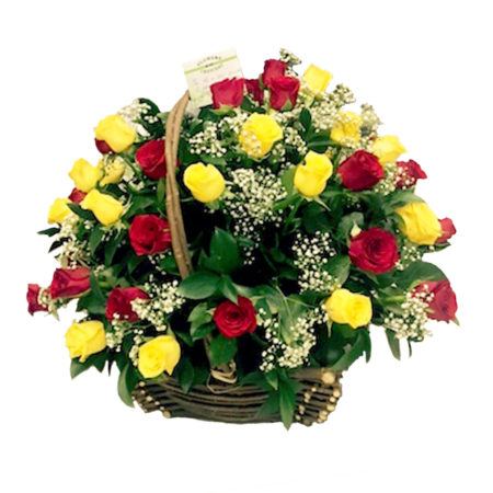 Basket Arrangement 36