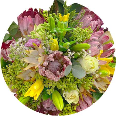 Fresh Flower Bunches 009