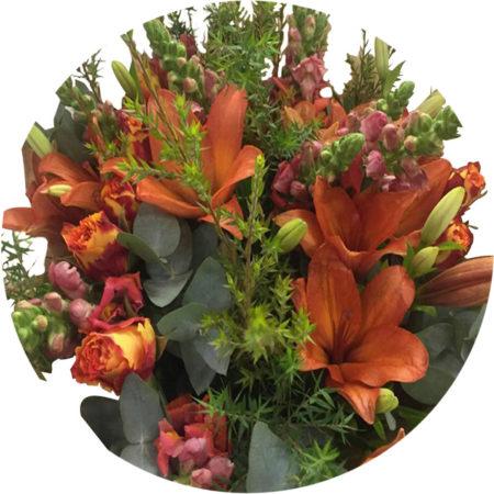 Fresh Flower Bunches 001