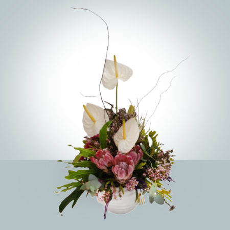 Contract Flowers 009