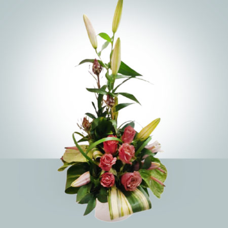 Contract Flowers 012