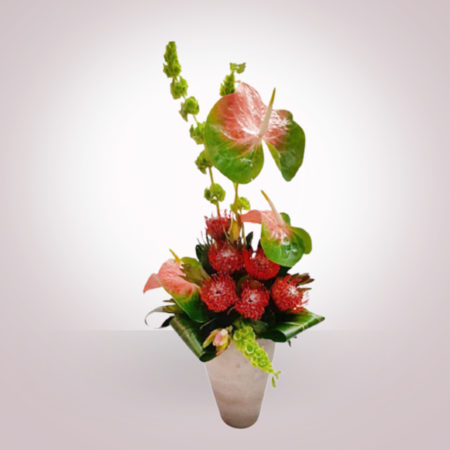 Contract Flowers 019
