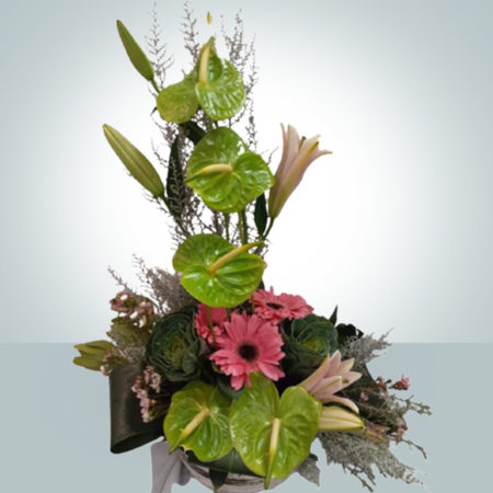 Contract Flowers 024