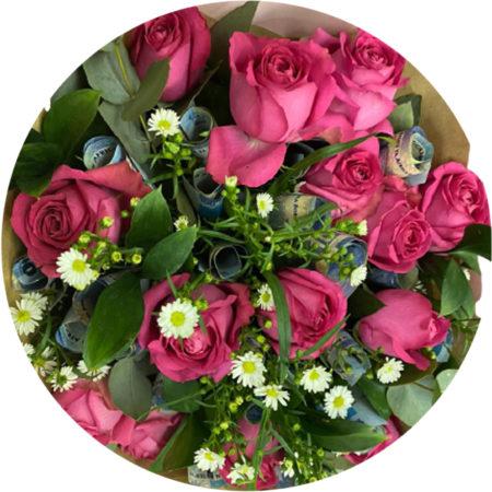 Fresh Flower Bunches 021