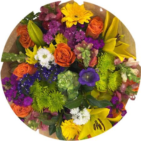 Fresh Flower Bunches 023