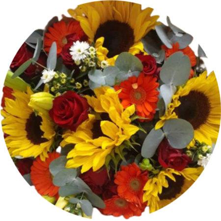 Fresh Flower Bunches 024