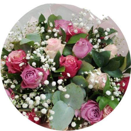 Fresh Flower Bunches 026