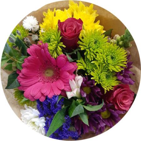 Fresh Flower Bunches 027